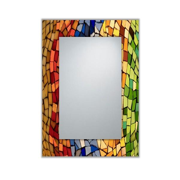 Espejo decorativo moderno a medida Mosaico 001