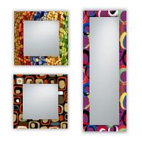 espejos modernos a medida